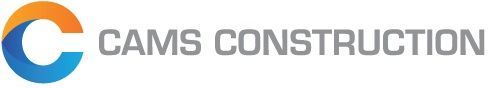Cams Construction Logo